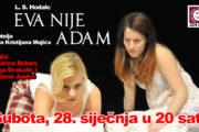 Eva nije Adam