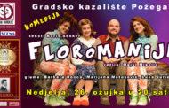 Komedija: FLOROMANIJA