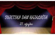DANAS: Svjetski dan kazališta