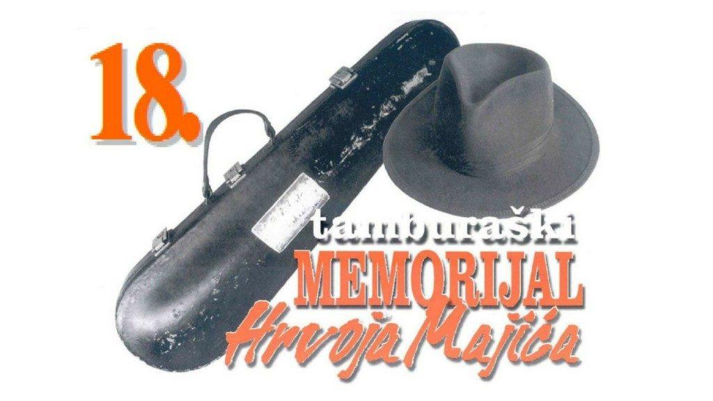 18. Tamburaški memorijal Hrvoja Majića