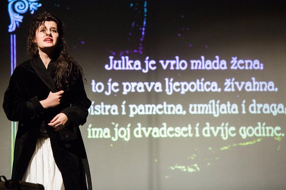Nova glumica: Matea Marušić