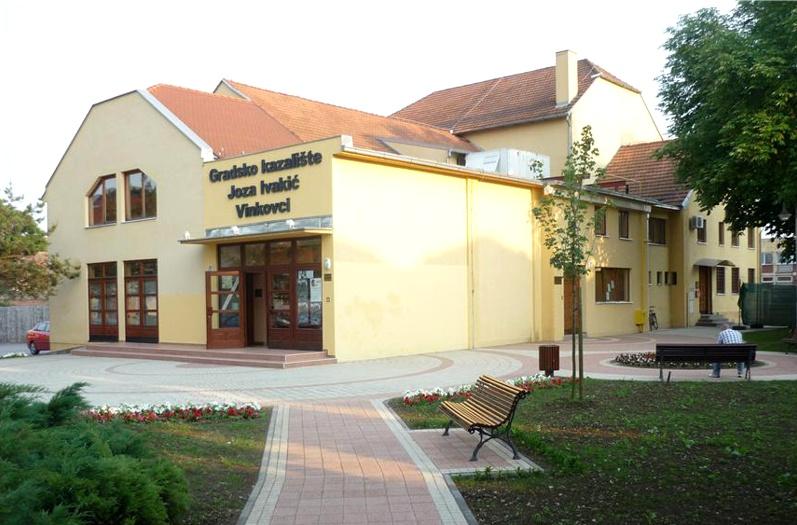 Zgrada Gradskog kazališta