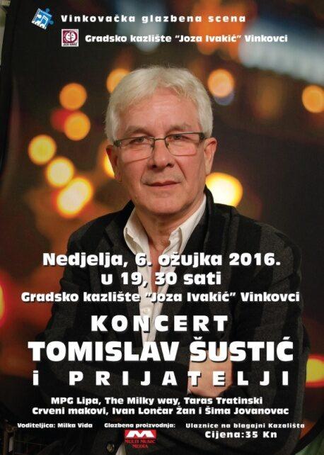 Koncert Tomislava Šustića i prijatelja
