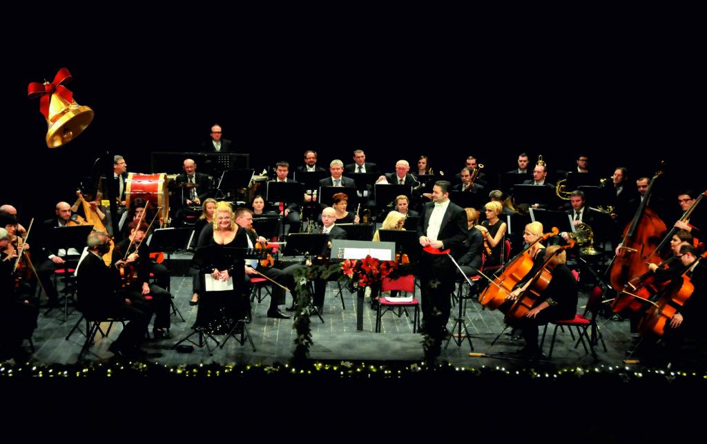 Božićno – novogodišnji koncert