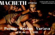 Gostovanje predstave MACBETH u Poljskoj