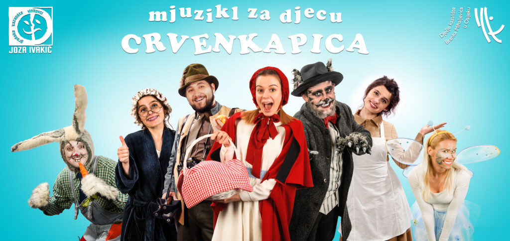 Dječji mjuzikl CRVENKAPICA