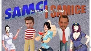 komedija SAMCI I SAMICE