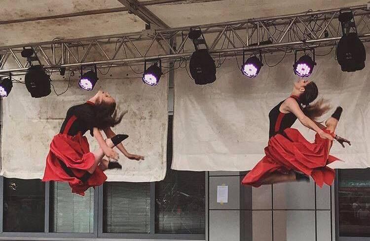 """plesno događanje """"RAZVOJ PUBLIKE U VINKOVCIMA"""""""