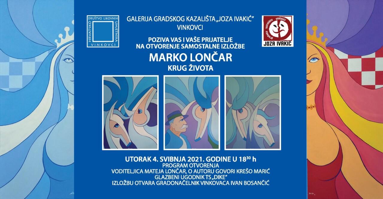 Marko Lončar - izložba