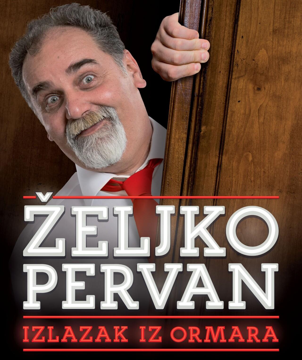Željko Pervan - Izlazak iz ormara