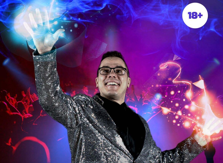 Luka Vidović COMEDY MAGIC SHOW 18+