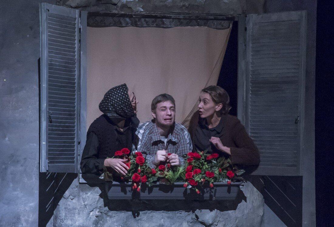 """""""Grane smo na vjetru"""", predstava GK """"Zorin dom"""" Karlovac"""